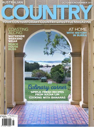 Australian Country Living Magazine