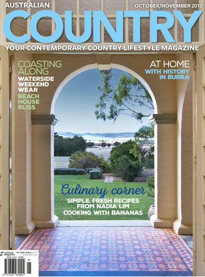 Australian Country Living Magazine