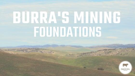 Burra's Mining Foundations