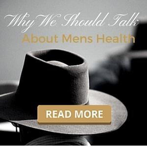 Why We Should Be Talking About Mens Health