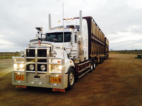 kenworth Princess Royal Station, Burra, SA